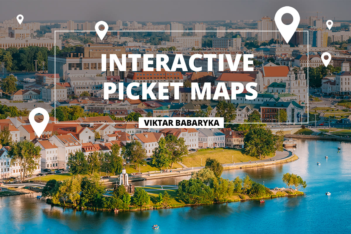 interactive picket map